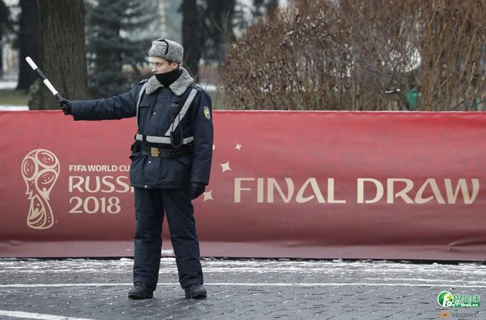 2018世界盃交通管制