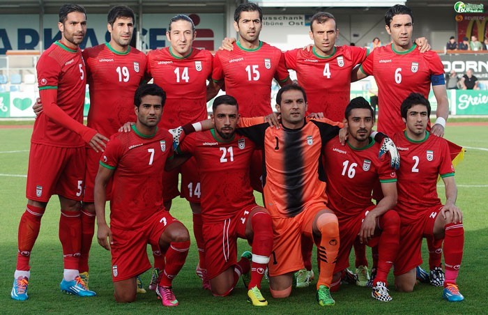 伊朗國家足球隊