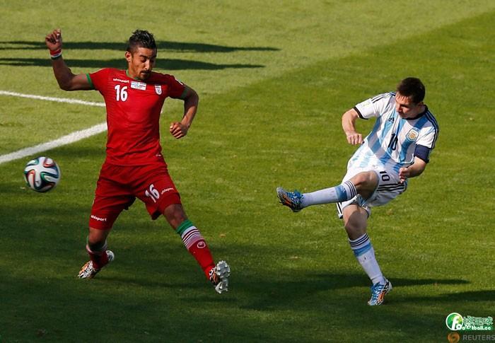 伊朗vs阿根廷