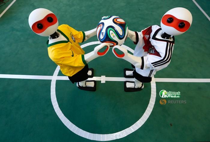 巴西德國球衣機器人
