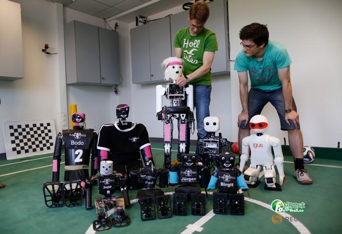 足球機器人
