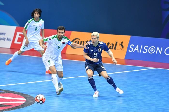 五人制錦標賽 日本伊朗晉級 雙雄會師決賽