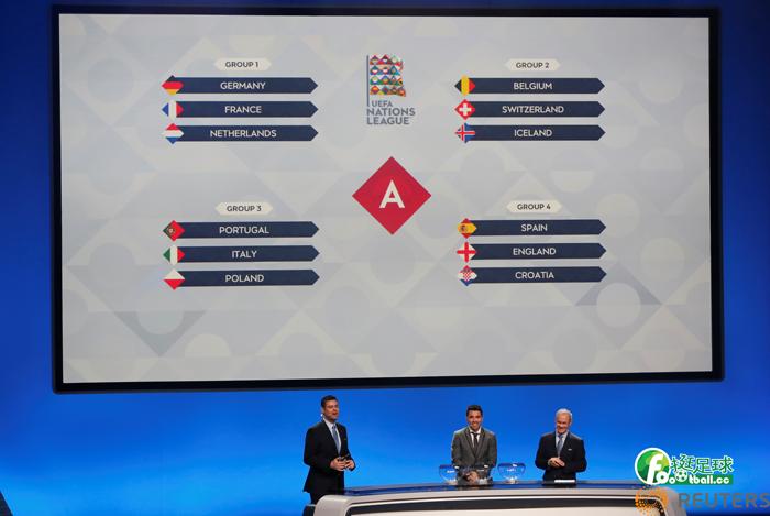 歐洲首屆國家聯賽