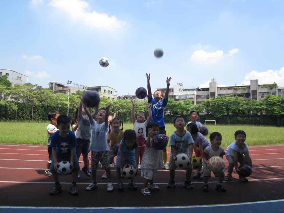 台北Jacky教練活力足球教室